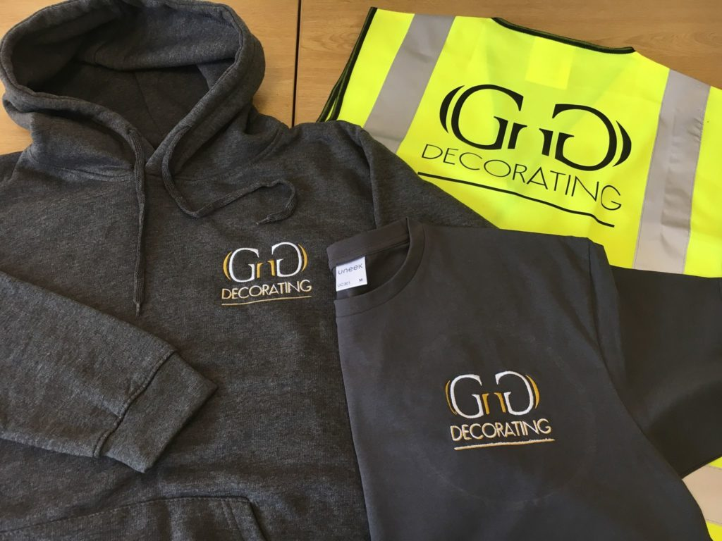 branded workwear   personalised embroidery